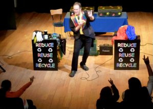 Recycle Magic Show