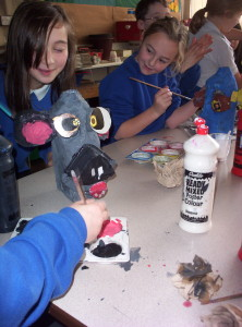Puppet Making 1