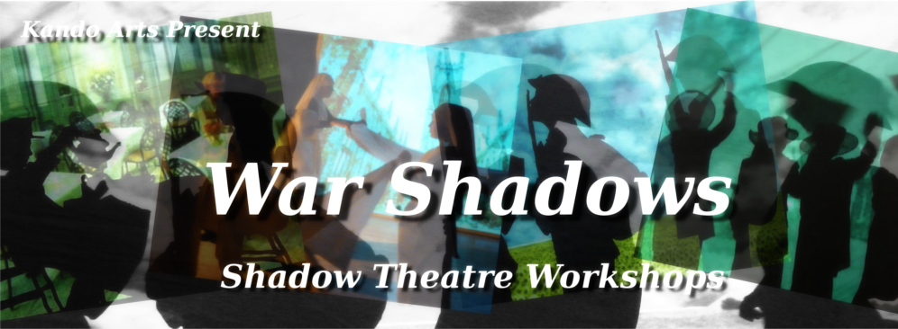 War Shadows website banner c